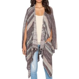 Free People Big Trail Poncho